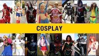Download Cosplay | Pharrell Williams - Happy Parody Mp3 and Videos