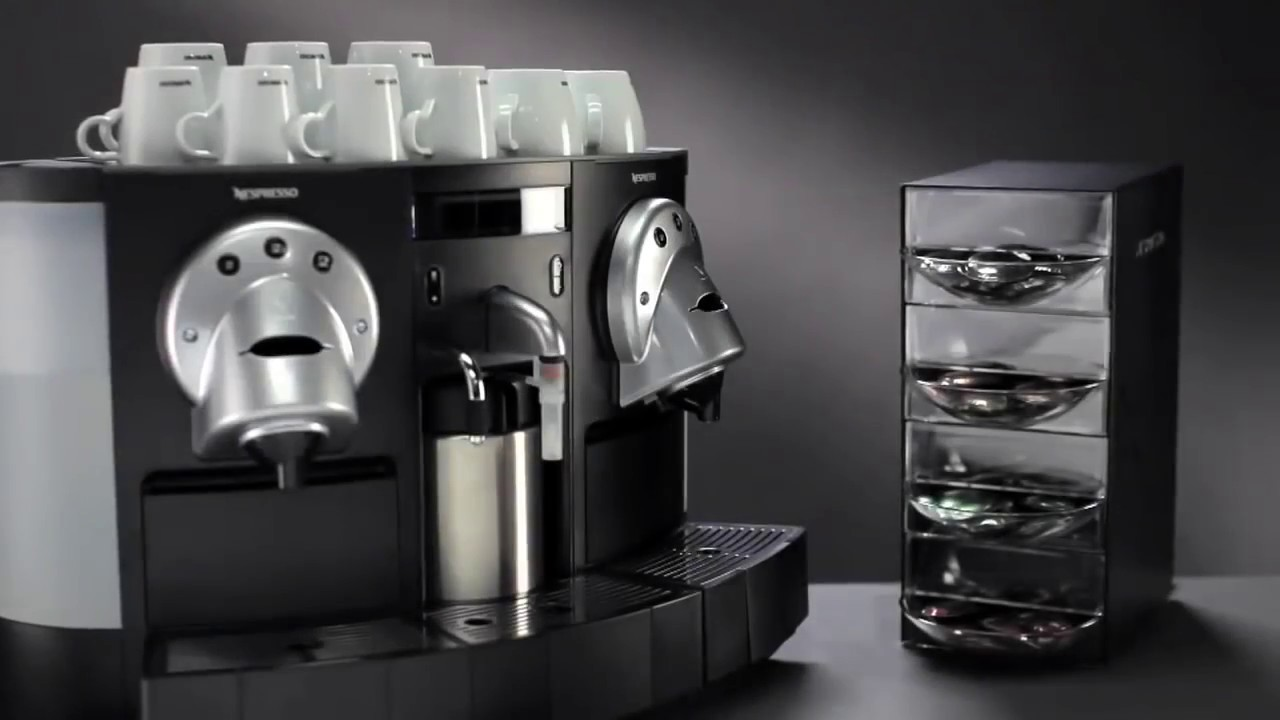 nespresso gemini cs220 pro youtube. Black Bedroom Furniture Sets. Home Design Ideas