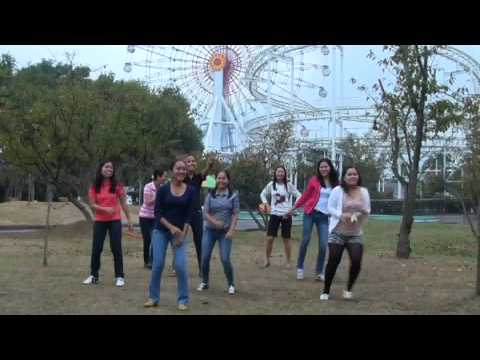 Gangnam Style - pinoys in japan version