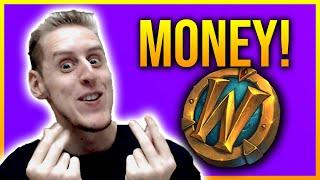 💎Como ganar DINERO en World of Warcraft (y hablo de 💲DINERO REAL💲, no solo Oro, osea SALDO!)