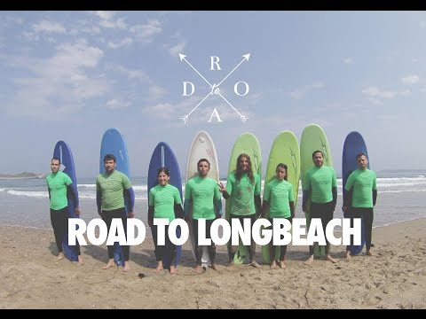 Road to Longbeach (Salinas)