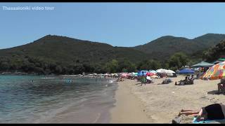 Vina Beach - Olympiada Halkidiki Greece / Ολυμπιάδα Χαλκιδικής