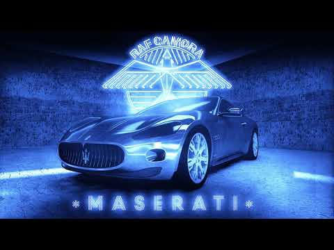 RAF Camora - Maserati (Official Audio)