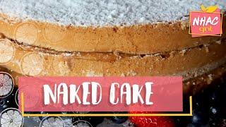 Naked cake | Rita Lobo | Cozinha Prática