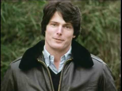 Chris Reeve as SUPERMAN vs Brandon Routh part 1