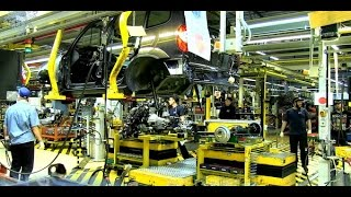Сборка Шевроле Нива на заводе GM-AVTOVAZ. Chevrolet NIVA Assembly(Современное состояние на конец декабря 2014 года., 2015-01-09T16:54:47.000Z)