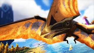FINALLY! IT'S TIME TO TAME A TAPEJARA - ARK: Survival Evolved Ep #25