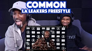 Common - LA Leakers Freestyle FIRST REACTION/REVIEW