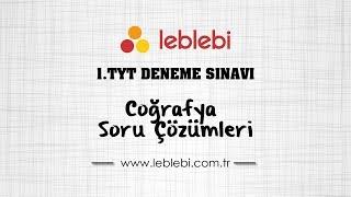 Gambar cover 1.TYT DENEME SINAVI / COĞRAFYA