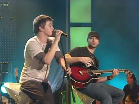 Jesse Mccartney - Just So You Know Live