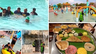Family Outing to theme park/Coimbatore Vlog