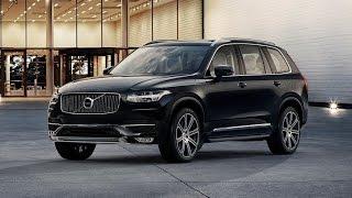 Тест-драйв Volvo XC90 Test Drive 2015 новый вольво хс90 2015