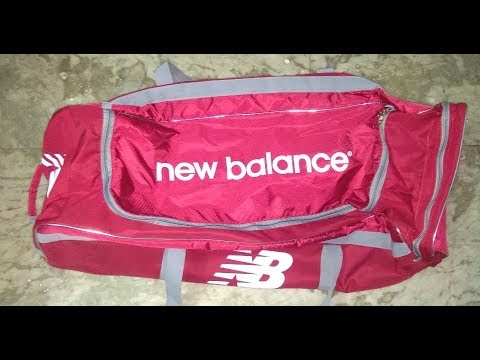 cricket bag new balance