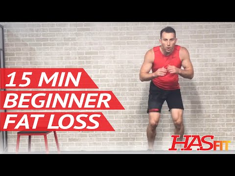 Men Fitness Fat Burning Exercises for Beginners  | Beginner Workouts for Fat Loss [15 Min]