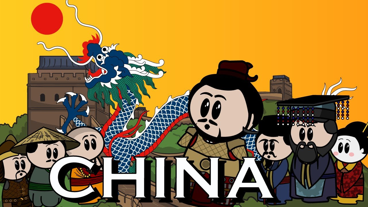The Animated History of China
