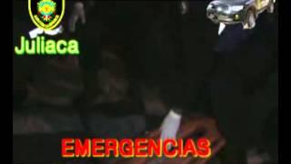CIUDADANO EN ESTADO DE EBRIEDAD SE DESPISTA EN SU MOTOLINEAL QUEDANDO GRAVEMENTE HERIDO