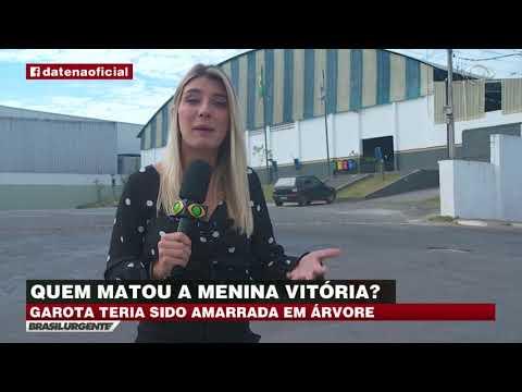 Polícia acredita que Vitória foi morta por vingança