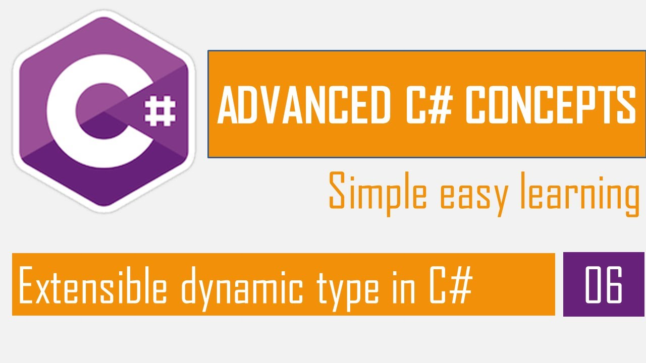Extensible dynamic type in C# | Expand Object In C# | C# Bangla Tutorial | Advanced C#