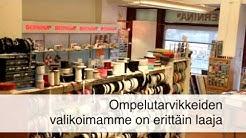 Ompelukone Suomi Oulu Ompelutalo Ky