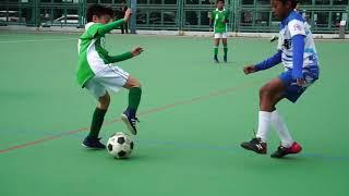 Publication Date: 2018-12-19 | Video Title: 20181216 南區小學生七人足球比賽 初賽 聖若瑟 對