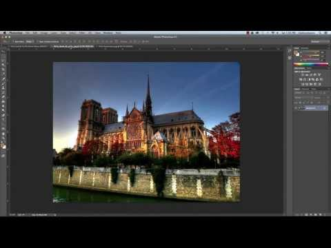 Creating A Post Card In Adobe Photoshop CC