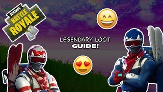 HOW TO GET A SCAR EVERYTIME! | BEST LOOT LOCATION | FORTNITE