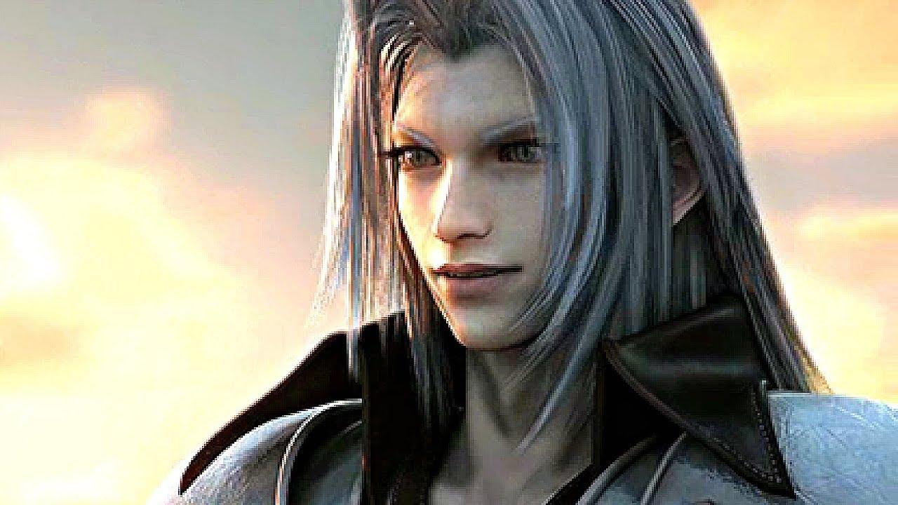 Sephiroth Vs Genesis Vs Angeal Crisis Core Final Fantasy Vii 4k