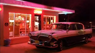 Historic Route 66 - Blue Swallow Motel / Tucumcari, New Mexico