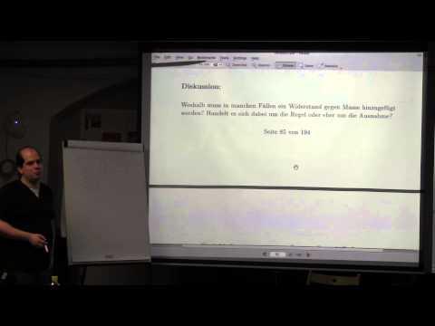 Block 55: Beliebige lineare Funktionen mit einem OpAmp