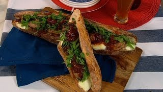 Better Homes And Gardens - Cooking With Karen: Meatball Roll