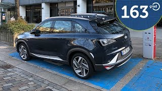 2019 Hyundai Nexo Test - Elektroauto mit Wasserstoff Brennstoffzelle - Reichweite Verbrauch  Test