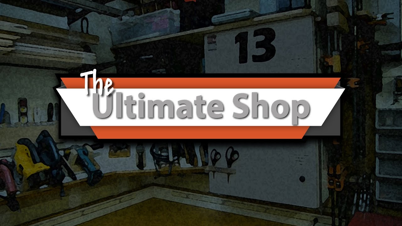 The Ultimate Shop Wood Shop Must See Kim R Best Youtube
