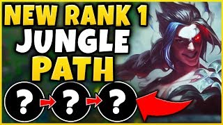 #1 KAYN WORLD NEW BROKEN JUNGLE PATH (FREE WIN STRATEGY) - League of Legends
