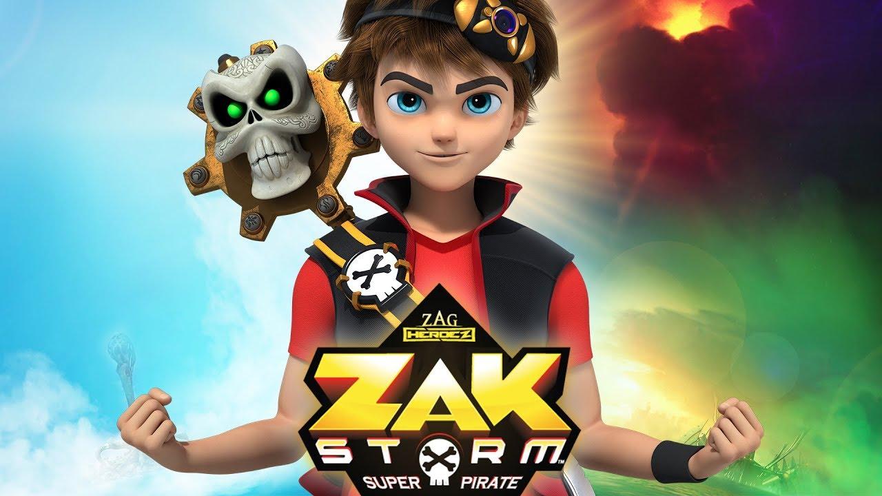 Zak Storm Super Pirat