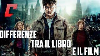 Harry Potter e i Doni della Morte Parte 2 Differenze tra il film e il libro