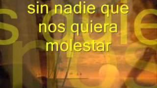 Necesito tu amor - Fidel Nadal ( letra / lyrics )