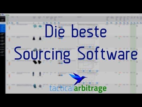 Tactical Arbitrage Tutorial Für Deutschland // FBA Arbitrage Software
