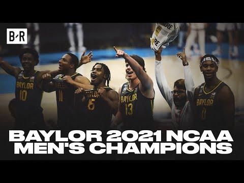 Baylor Defeats Gonzaga 2021 NCAA Men's National Championship