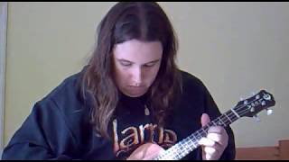 eddie vedder-waving palms (ukulele cover)