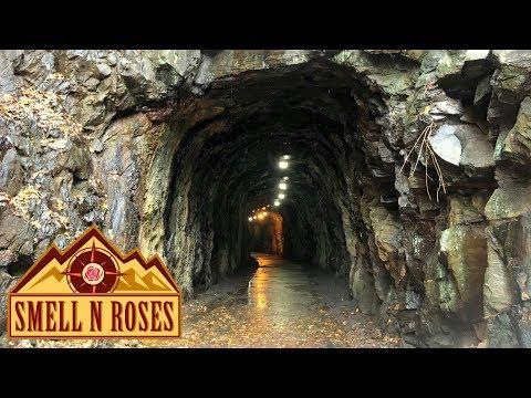 Hollins Mill Tunnel In Lynchburg, Virginia