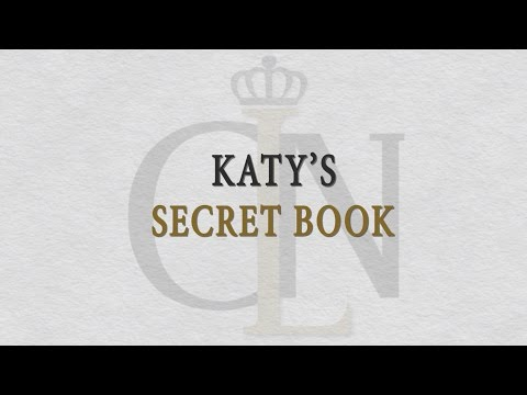 Katy's Secret Book | Clearwater Personal Injury Attorney