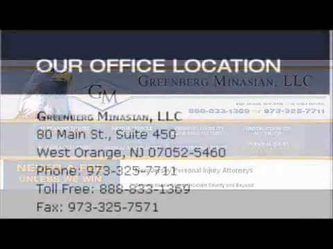 Injury Lawyer Jersey City New Jersey 2014