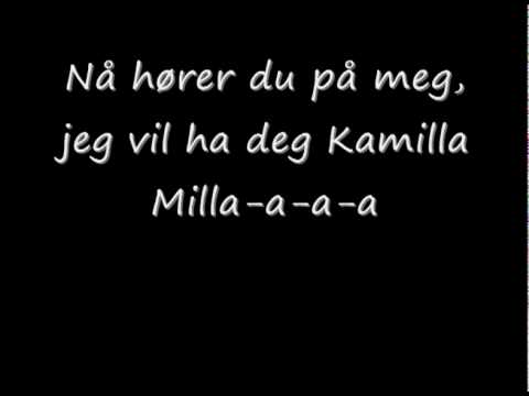 Kamilla Milla lyrics