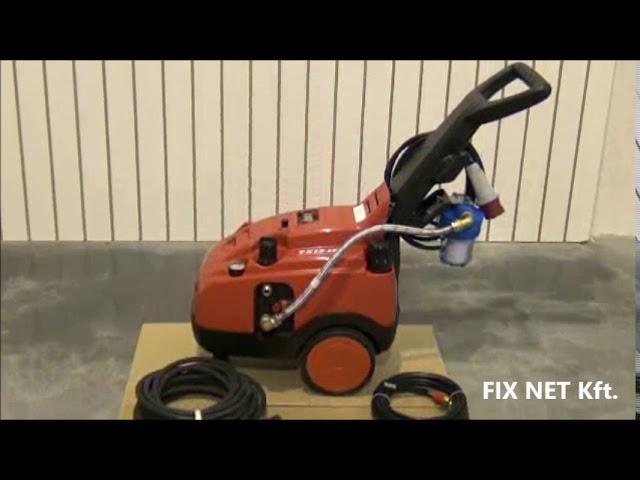 TX 13 180 magasnyomású mosó   FIX NET Kft