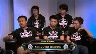 League of legends  Parody TSM Team Severní Morava