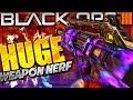 VESPER GETTING HUGE NERF in Black Ops 3 - ASSAULT RIFLE VS SMGS WEAPON BALANCING (BO3 WEAPON UPDATE)
