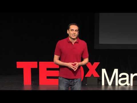 Spiritual but not religious: an Iranian immigrant story | Ali Ashtari | TEDxManitoba