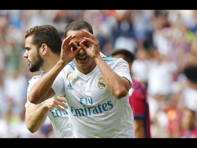 Real Madrid 1-1 Levante | Goals | COPE | 2017