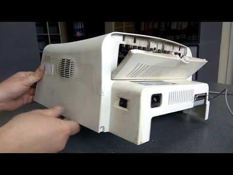 Samsung не захватывает бумагу - замена ролика захвата принтера