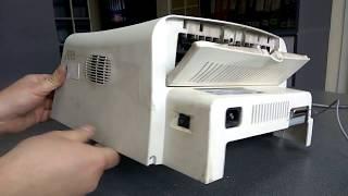 Принтер Samsung не захватывает бумагу - замена ролика захвата принтера